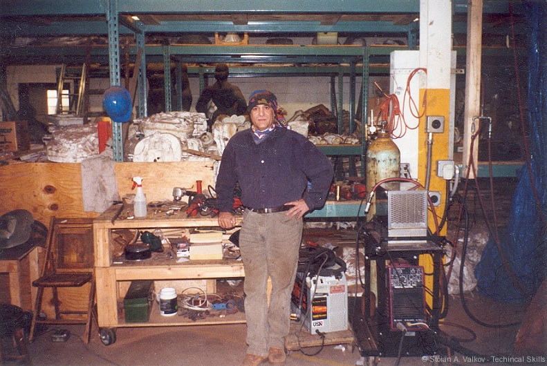 Modern Art Foundry NYC 2000